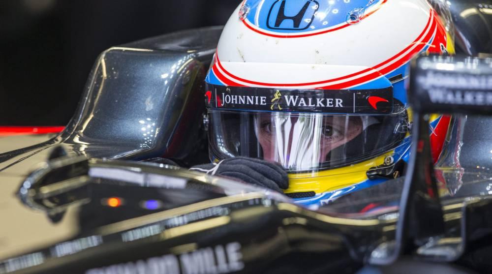 Fernando Alonso terminó decepcionado en Canadá.