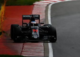 Alonso quiso poner los ultrablandos, no abandonar