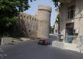 Bakú: 15 cosas que debes saber del circuito del GP de Europa