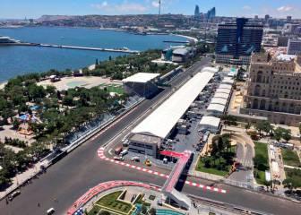 Bakú: un circuito de estreno entre Mónaco y Monza