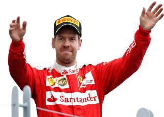 Vettel niega haber vetado a Ricciardo en Ferrari