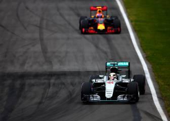Mercedes: nueva evolución con la presión de Ferrari y Red Bull