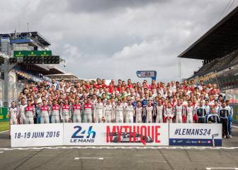 Batalla en La Sarthe entre Porsche, Audi y Toyota