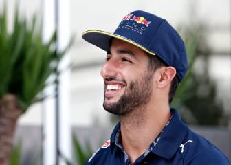 Ricciardo, dos años más en Red Bull: