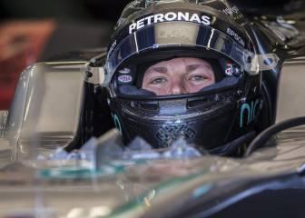 Rosberg renueva con Mercedes dos años, según prensa italiana