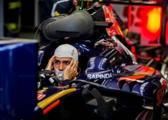 """Sainz: """"He tenido problemas de frenos y he perdido confianza"""""""