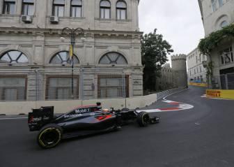 Alonso, a 26 km/h del mejor en velocidad y a 11 de Manor