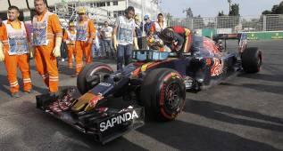 """Carlos Sainz: """"Ya veremos si sigo o no en Toro Rosso"""""""