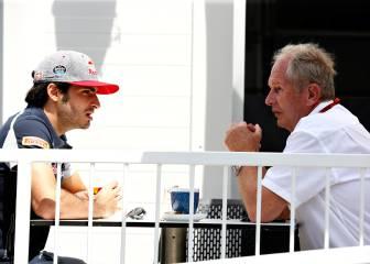 Red Bull hará oficial a Carlos Sainz para 2017 en Toro Rosso