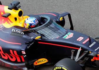 Red Bull renuncia a seguir con el proyecto del 'aeroscreen'