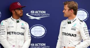 """""""Sólo el verdadero Hamilton puede derrotar a Rosberg"""""""