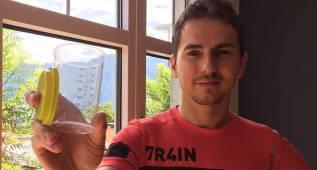 Lorenzo: control antidopaje por sorpresa en Suiza