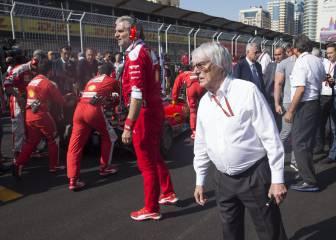 Ferrari se inspira en el padre de Rosberg para ganar