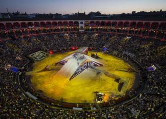 Cómo y dónde ver el Red Bull X-Fighters de Madrid: Horarios y TV