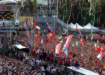 Una F1 de 18 carreras: peligran Italia, Alemania y Canadá