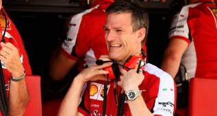"""""""El piloto es un 20% en la F1, el resto es chasis y motor"""""""