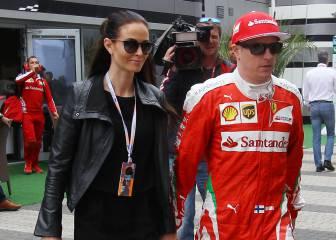 Raikkonen se casa en agosto... y ni Vettel está invitado