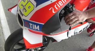 Las 'alas' se prohibirán con efecto inmediato en MotoGP