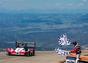 Romain Dumas gana en Pikes Peak tras hacerlo en Le Mans
