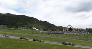 Red Bull Ring es el peor circuito posible para... Red Bull