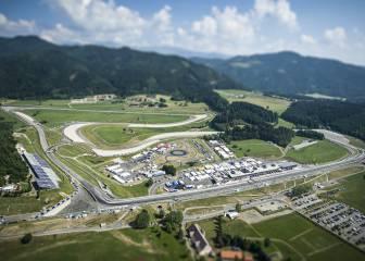 Red Bull Ring: 10 curiosidades sobre el GP de Austria de F1