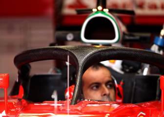 Halo 2 Ferrari: se tarda el doble en sacar al piloto accidentado