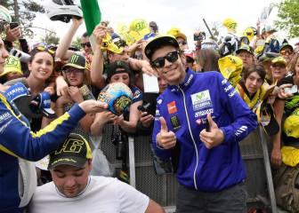 Rossi bate a Federica Pellegrini o Buffon en impacto en redes