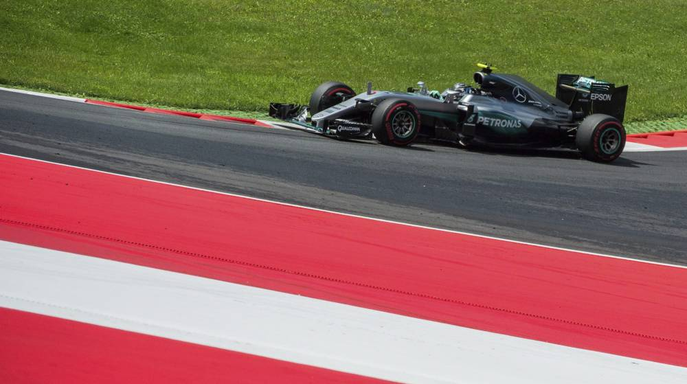 Circuito Formula 1 Austria : Clasificación gp de austria f circuito red bull