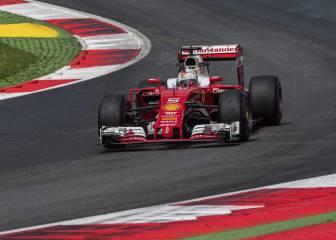Ferrari avisa en Austria, Alonso apunta a Q3 y avería de Sainz