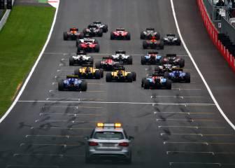 Uno por uno del GP de Austria