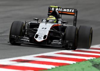 Force India, contra las reglas de la radio por el golpe de Pérez