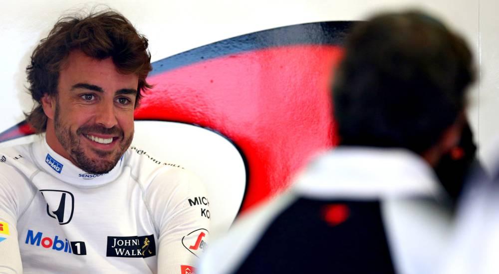 """F1 I Alonso: """"Ha habido auténticos destellos de nuestro progreso"""" - AS.com"""