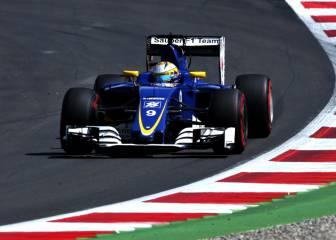 Sauber, sin dinero ni mejoras, se pierde el test de Silverstone