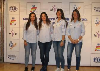 El programa 'Mujer y motor' tiene nuevas embajadoras