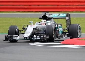 Mercedes vuela con Hamilton y Alonso regala esperanza