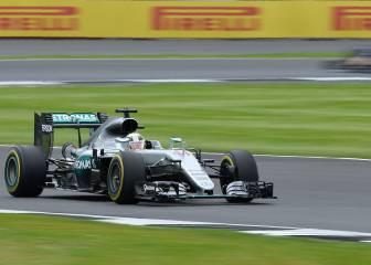 Hamilton domina y Alonso aguanta antes de la pole