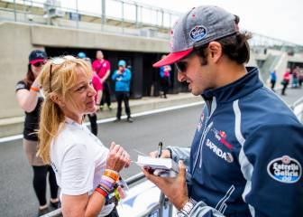 """Sainz: """"Presioné para que otros pilotos se saltarán los límites"""""""
