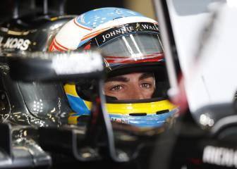 """Alonso: """"Prefiero estar atrás y tener buena progresión"""""""