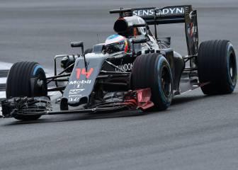 McLaren logra ganar siete décimas a Ferrari en un año