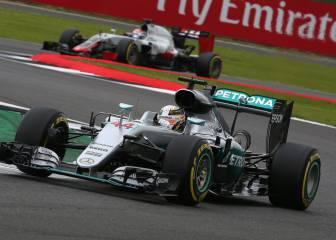 GP de Gran Bretaña 2016 F1 en directo: circuito de Silverstone