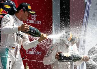 Mercedes retira su intención de apelar la sanción a Rosberg