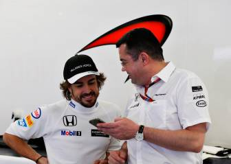 """""""Si Alonso confía en McLaren Honda será campeón"""""""
