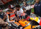 """Márquez: """"Sachsenring es un buen circuito para mí, me gusta"""""""