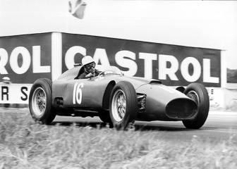 Se cumplen 60 años del primer podio español en F-1