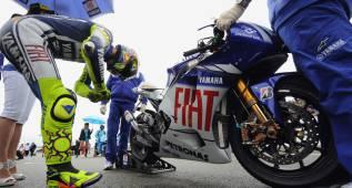 Rossi lamenta los parones entre carreras y no añorará las 'alas'