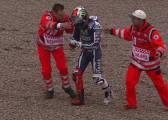 """""""Lorenzo dijo que se había roto, pero felizmente se equivocó"""""""