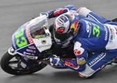 Nakagami y Bastianini dominan los libres en Moto2 y Moto3