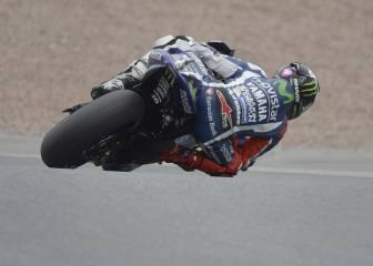 Lorenzo sigue en problemas: se ve obligado a pasar por la Q1