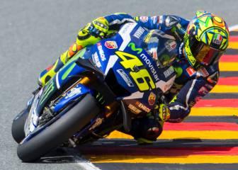 """Rossi: """"Marc es un poco más rápido y será difícil ganarle"""""""
