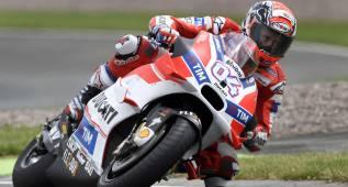 Dovizioso le dio a Ducati su podio número cien